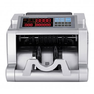 JMT 409 Silver Mix Para Sayma Makinesi