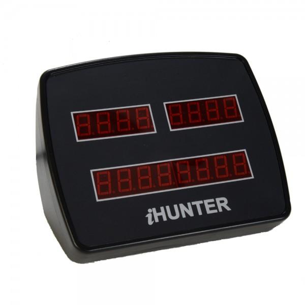 I-Hunter Serisi Harici Müşteri Ekranı