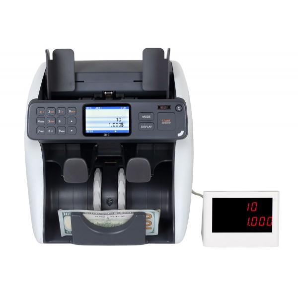 Hyundai SB-9 10 Ülke Paralı, Otomatik Tanımalı Para Sayma Makinesi