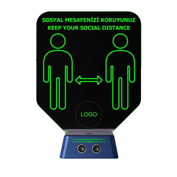 Akıllı Mesafe Ölçer (Smart Distance Device - SDD)