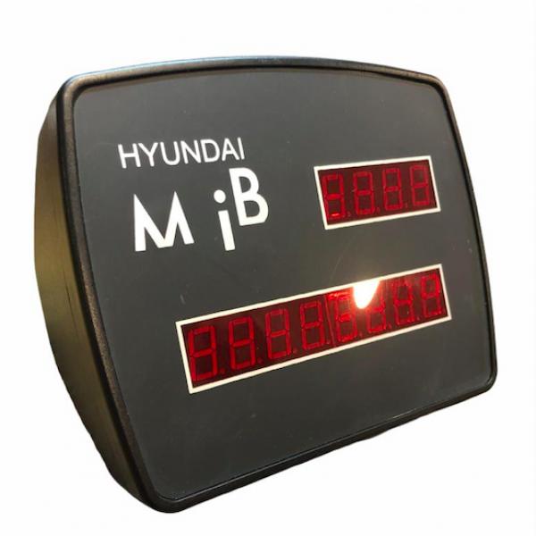 Hyundai Serisi Harici Müşteri Ekranı